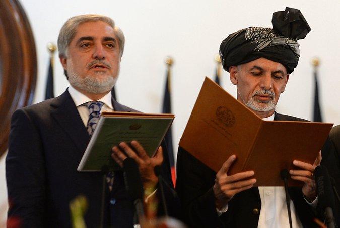 Ghani - Abdullah